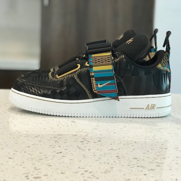 Nike Air Force Utility Bhm Mens Shoes